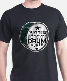 International Drum Month T-Shirt