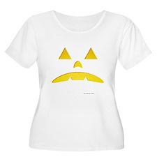 Angry Pumpkin Halloween T-Shirt