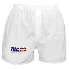 Fear Me! Infidel Boxer Shorts