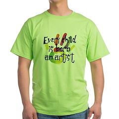 Every Child is an Artist T-Shirt