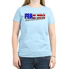 Fear Me! Hardcore American T-Shirt