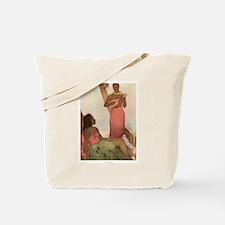 Hawaiian Night Tote Bag