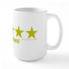 Rated 5 Stars Mug