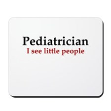 Pediatrician Mousepad
