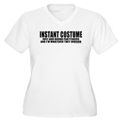 Instant Costume Halloween T-Shirt