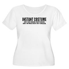 Instant Costume Halloween T-Shirt