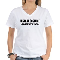 Instant Costume Halloween Shirt