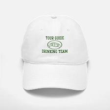 Tour Guide Drinking Team Baseball Baseball Cap