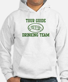 Tour Guide Drinking Team Hoodie