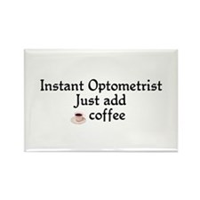 Optometrist Rectangle Magnet (10 pack)