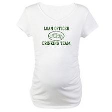 Loan Officer Drinking Team Shirt