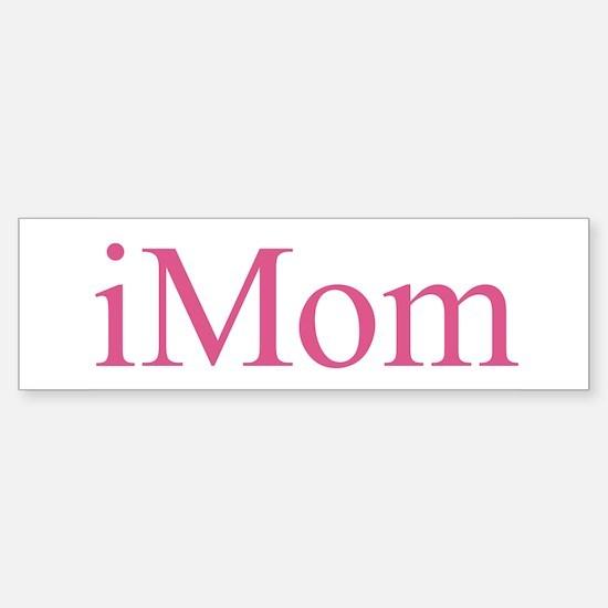 iMom (iMac) Bumper Bumper Bumper Sticker