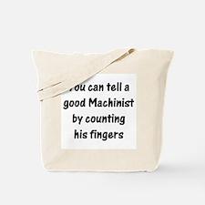 Machinist Tote Bag
