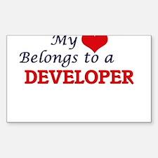 My heart belongs to a Developer Decal