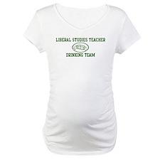 Liberal Studies Teacher Drink Shirt