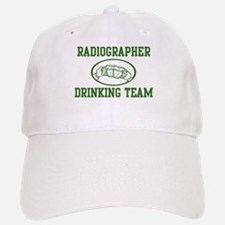 Radiographer Drinking Team Baseball Baseball Cap