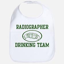 Radiographer Drinking Team Bib