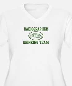 Radiographer Drinking Team T-Shirt