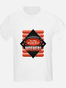 Wiener T-Shirt