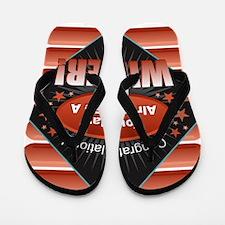 Wiener Flip Flops