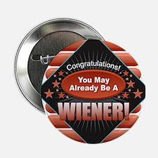 """Wiener 2.25"""" Button"""