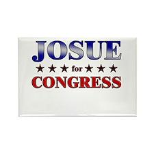 JOSUE for congress Rectangle Magnet