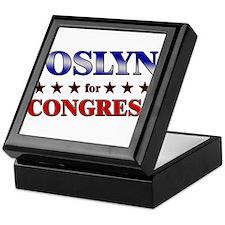JOSLYN for congress Keepsake Box