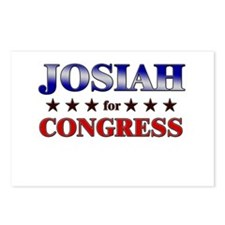 JOSIAH for congress Postcards (Package of 8)