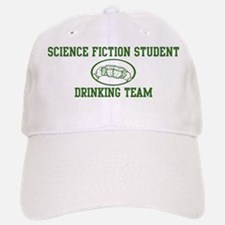 Science Fiction Student Drink Baseball Baseball Cap