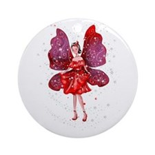 Rosita The Fiesta Fairy Round Ornament