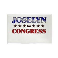 JOSELYN for congress Rectangle Magnet