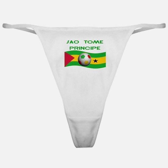 TEAM SAO TOME AND PRINCIPE Classic Thong