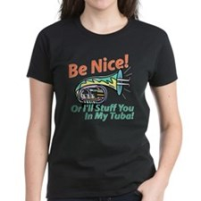 Be Nice Or I'll Stuff You In Tee