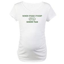 Women Studies Student Drinkin Shirt