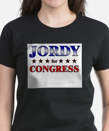 JORDY for congress Tee