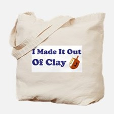 Dreidel Out Of Clay Tote Bag