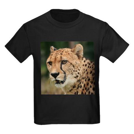 Cheetah Kids Dark T-Shirt