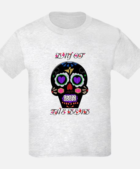 Day Of The Dead - Hearts T-Shirt