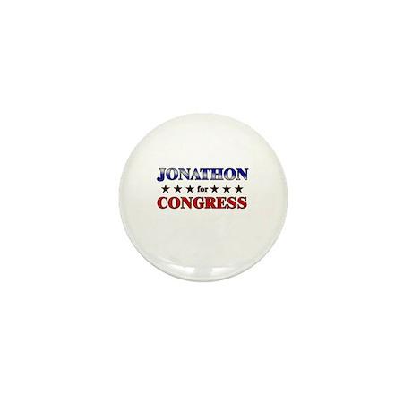 JONATHON for congress Mini Button (10 pack)
