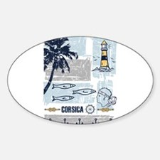 Phare Oval Decal