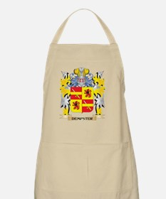 Dempster Coat of Arms - Family Crest Light Apron