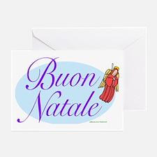 ITALIAN MERRY CHRISTMAS Greeting Cards (Pk of 20)