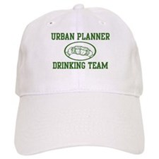 Urban Planner Drinking Team Baseball Cap