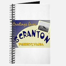 Greetings From Scranton Journal