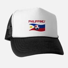 TEAM PHILIPPINES Trucker Hat