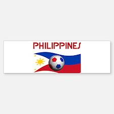 TEAM PHILIPPINES Bumper Bumper Bumper Sticker