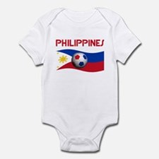 TEAM PHILIPPINES Infant Bodysuit