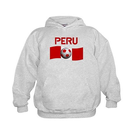 TEAM PERU Kids Hoodie