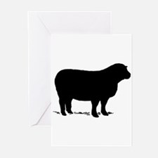 Sheep Greeting Cards