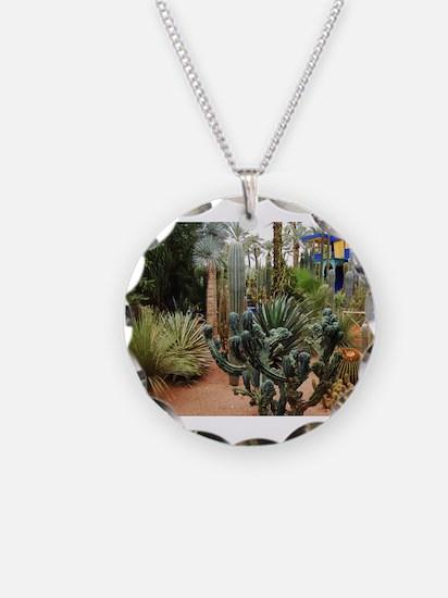 Cactii garden Necklace